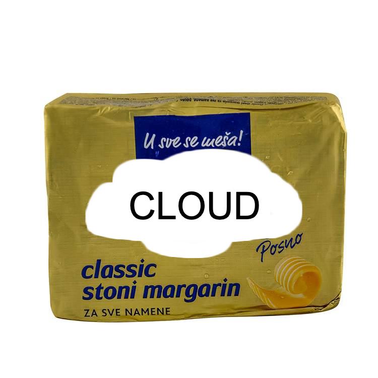 U sve se meša - Cloud